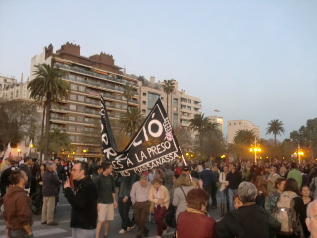 Spanish resistance... Valencia